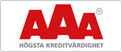 Hedrade av AAA