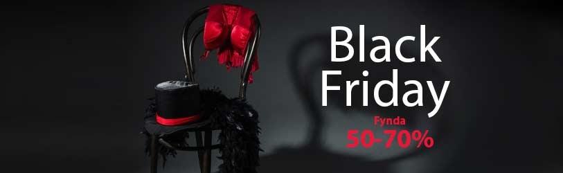 Black Friday Fynda Sexleksaker