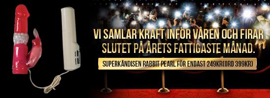 Februarierbjudande Rabbit pearl