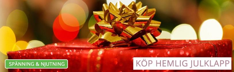Köp hemlig julklapp