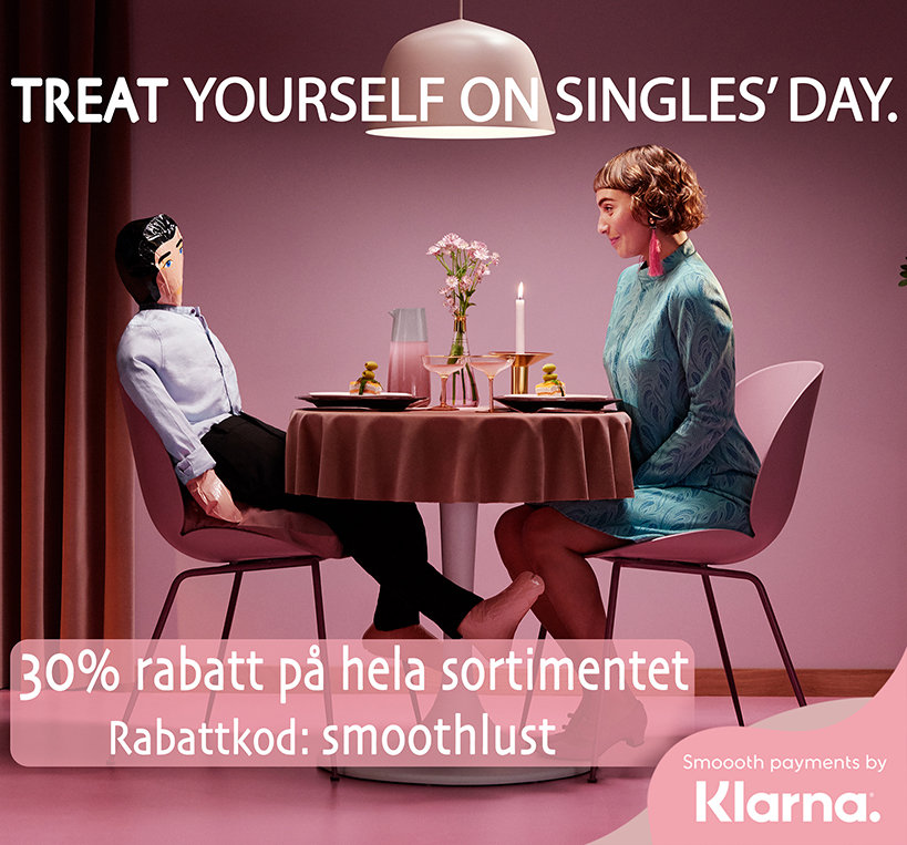 Singles Day kampanj med Klarna