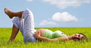 Knipkulor och graviditet