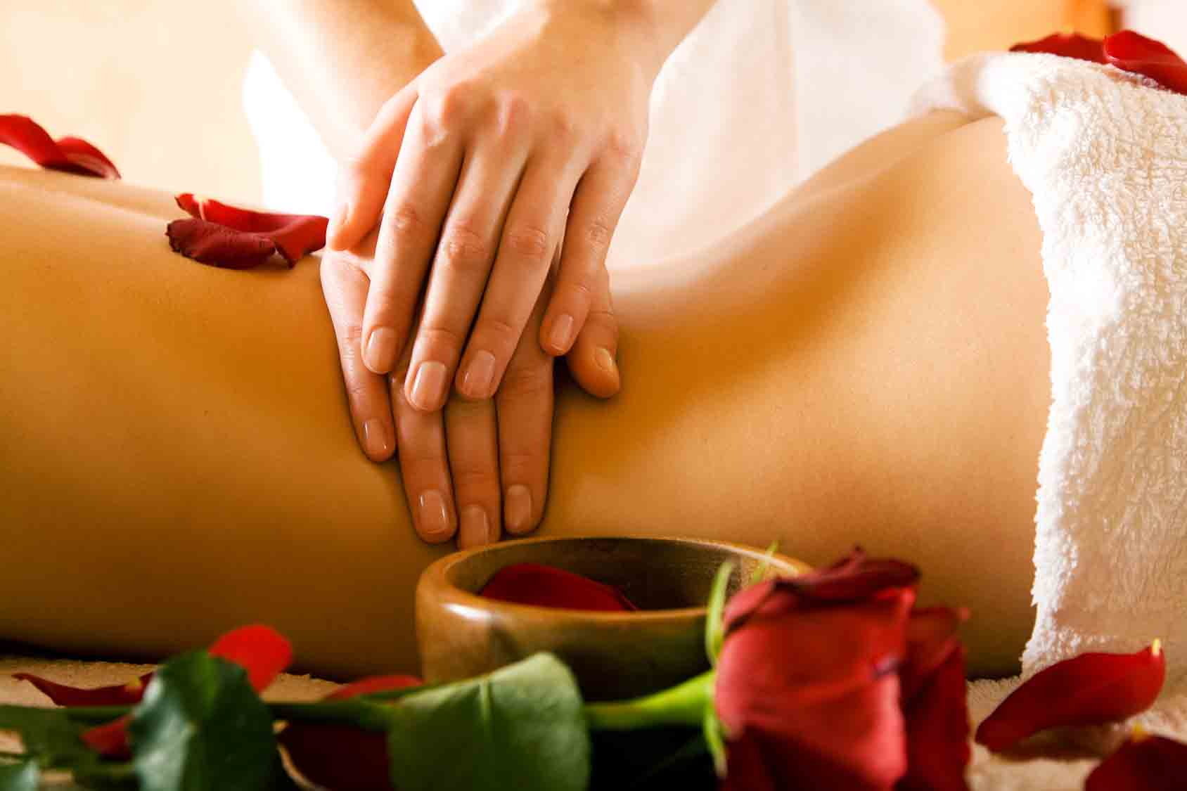 Ge din kvinna intimmassage