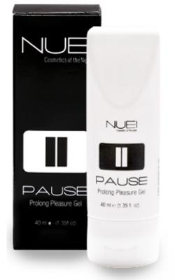 Pause är ett bra fördröjningsmedel för män som vill hålla på längre.